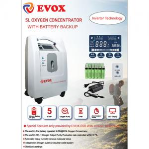 Battery Oxygen Concentrator Manufacturers in Jaipur