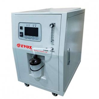 EVOX | 10LPM OXYGEN CONCENTRATOR | HIGH PURITY FOR SURETY | WITH WHEELS