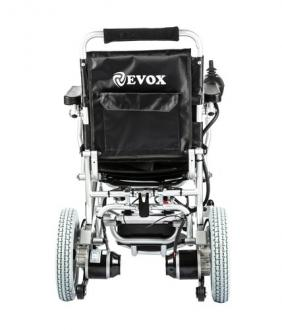 EVOX Light Weight Easy Folding Electric Wheel Chair WC-107