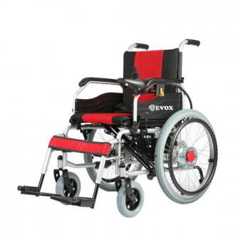 Folding Electric Power Wheelchair EVOX WC 101