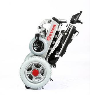 Light Weight Electric Wheelchair EVOX WC 107