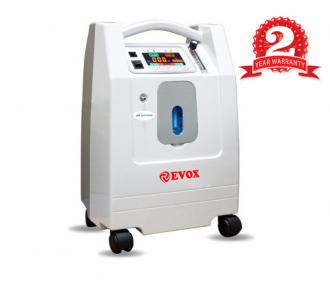 EVOX Oxygen Concentrator With Nebulizer