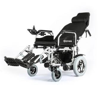Reclining Electric Power Wheelchair EVOX WC104